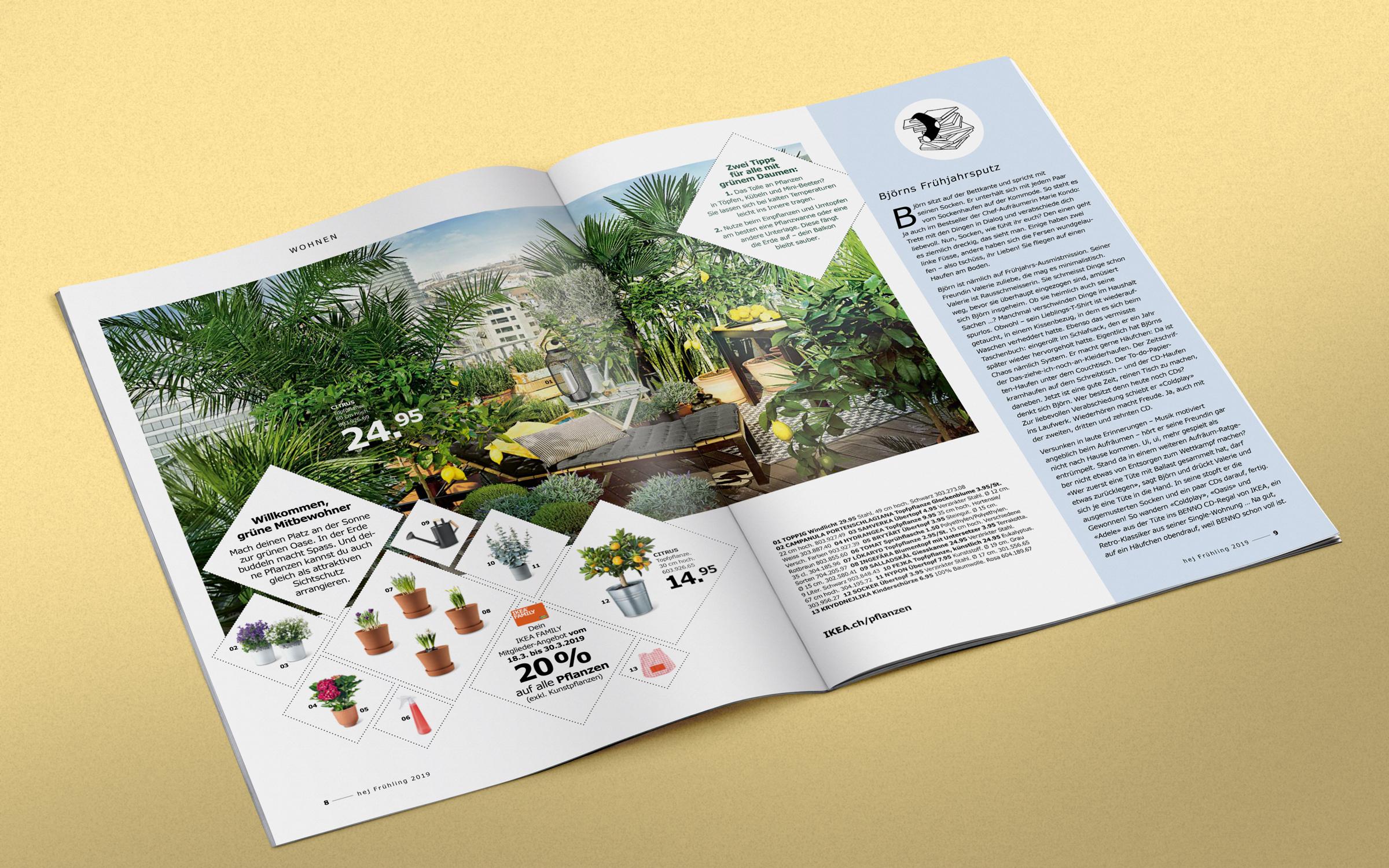 Ikea Family Gestalten Ag Agentur Für Kommunikation Und Design